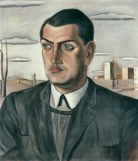 ルイス・ブニュエルの肖像