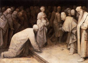 1024px-christ_and_the_woman_taken_in_adultery_bruegel