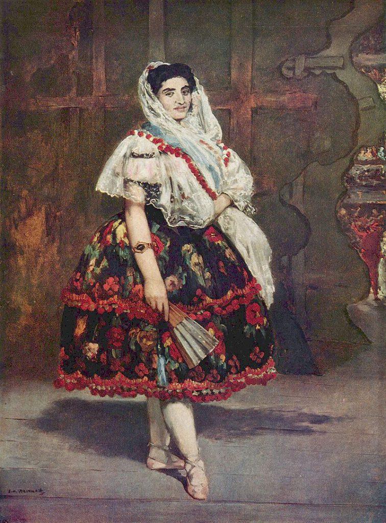 バレンシアのローラ》エドゥアー...