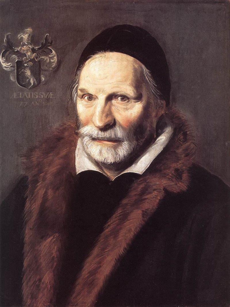 ヤコブス・ザフィアスの肖像