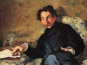 ステファヌ・マラルメの肖像