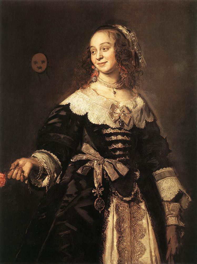 イザベラ・コイマンスの肖像