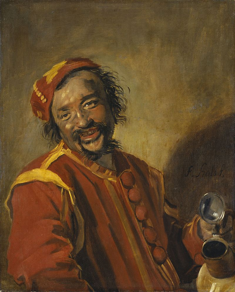 ピーケル・ハーリングの肖像画