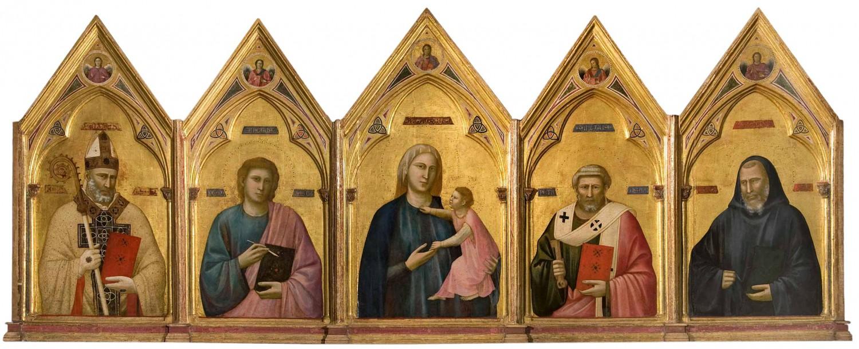バディア家の祭壇画