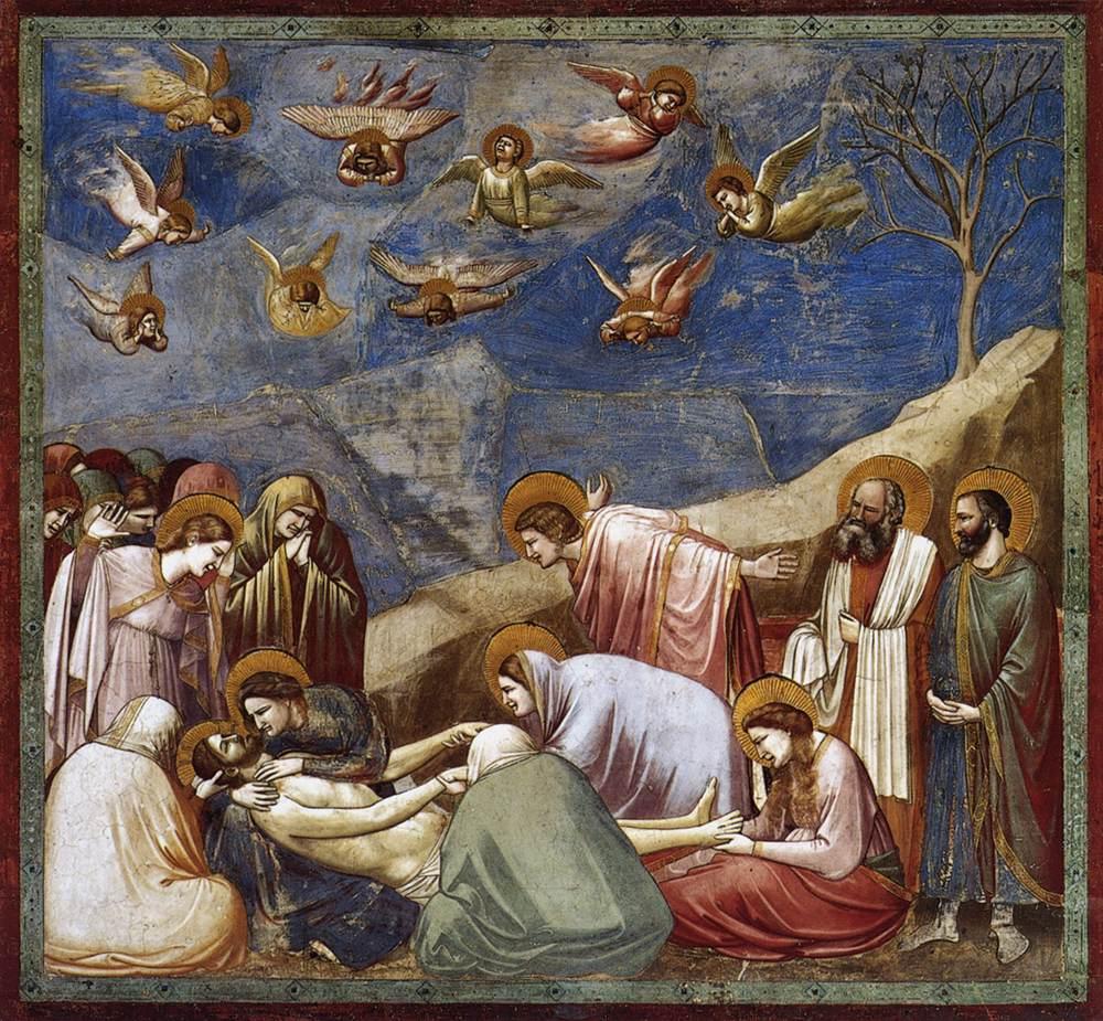 死せるキリストへの哀悼