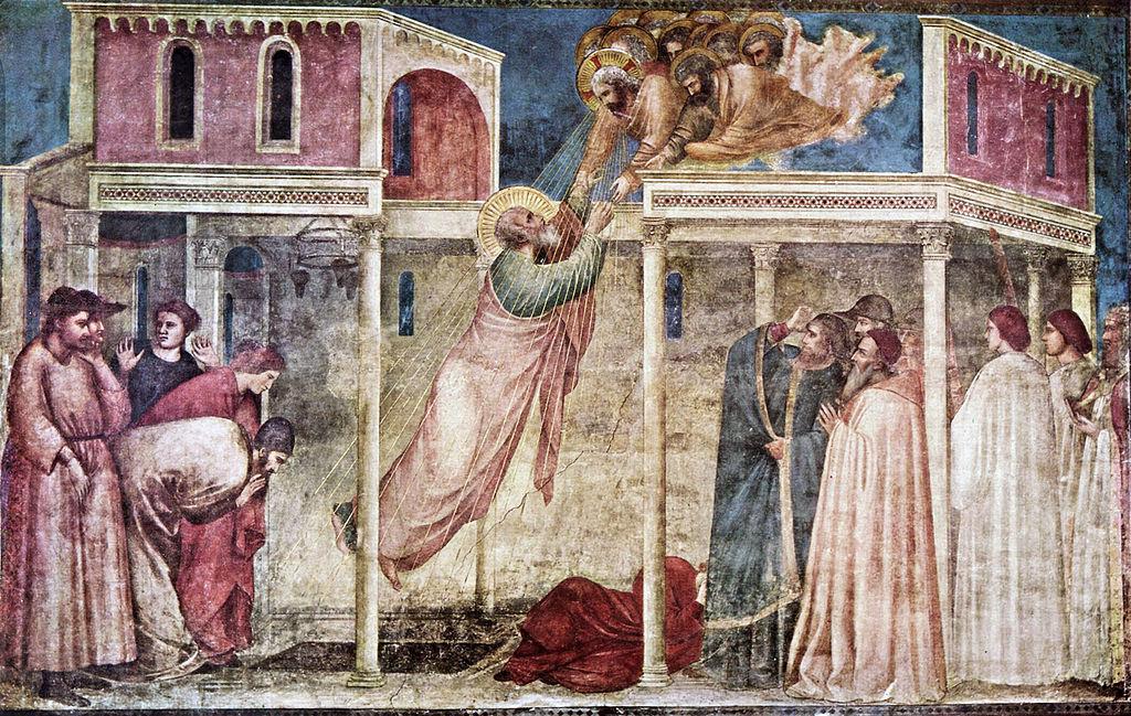 聖ヨハネの昇天