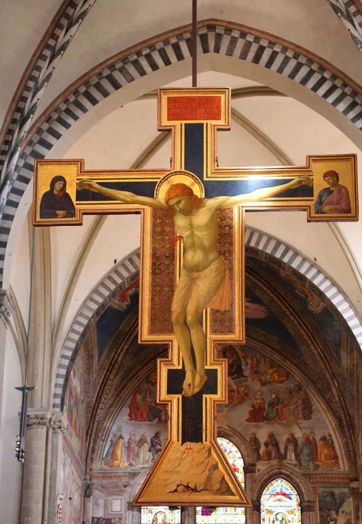 サンタ・マリア・ノヴェッラの十字架像