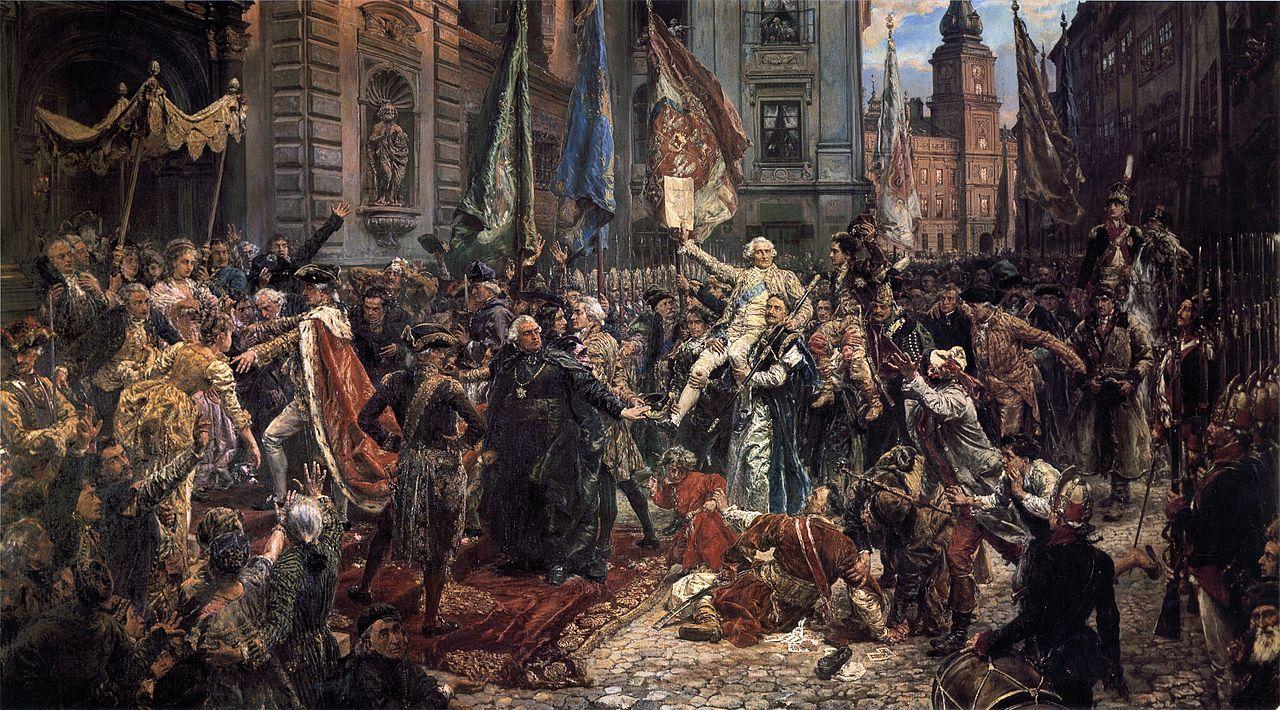 1791年5月3日の憲法