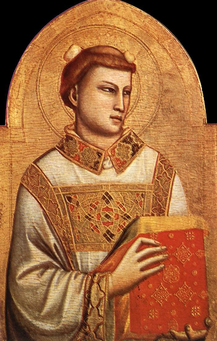 聖徒ステファノの肖像