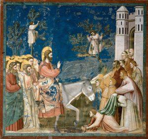 エルサレム入城