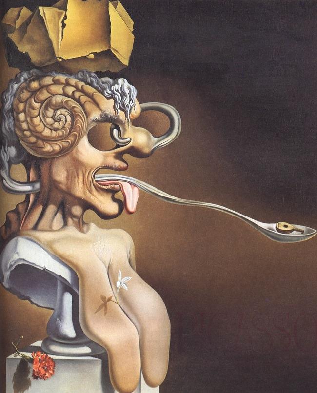 ピカソの肖像