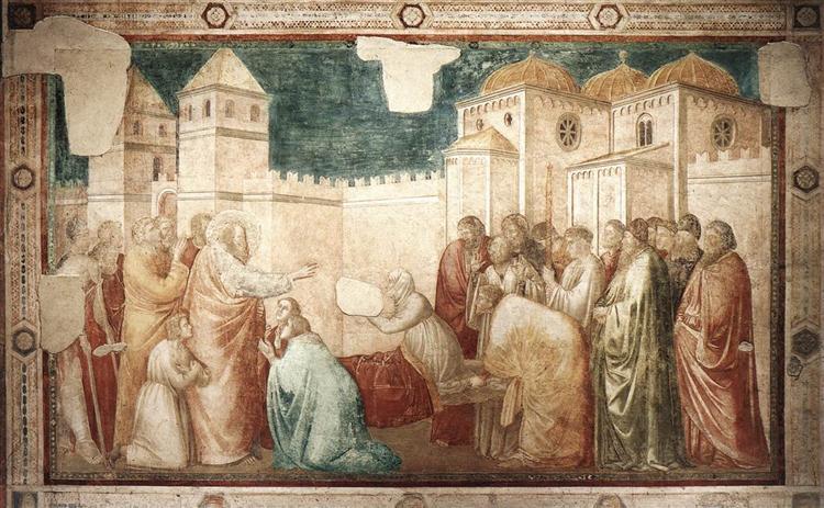 聖ヨハネの生涯:ドルジアーナの蘇生