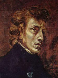 フレデリック・ショパンの肖像