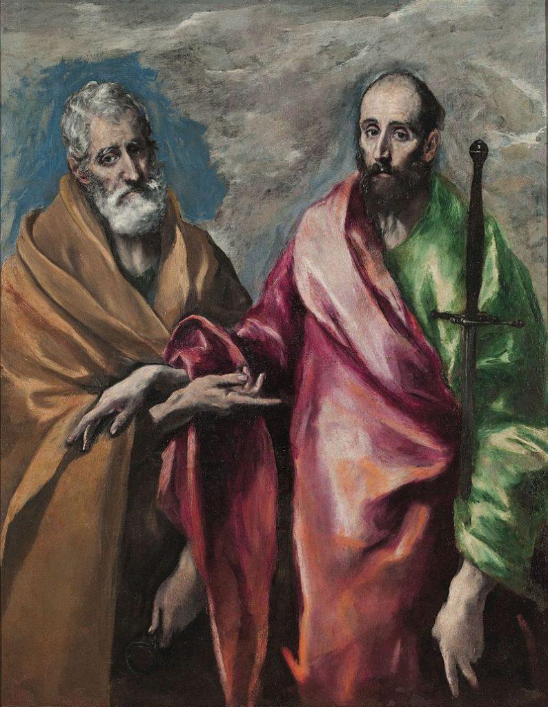 聖ペトロと聖パウロ