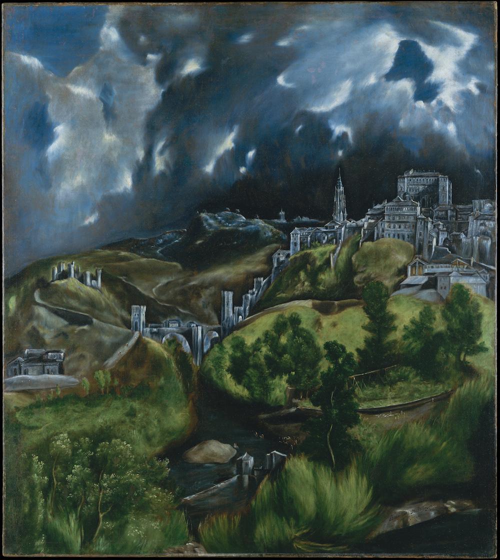 トレドの風景