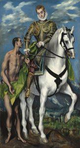 聖マルティヌスと乞食