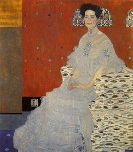 フリツァ・リードラーの肖像