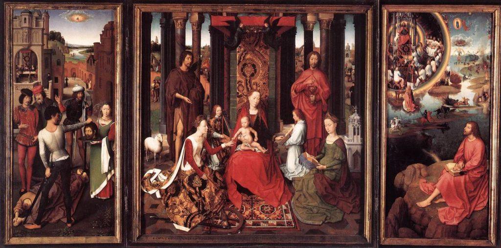 聖ヨハネの祭壇画