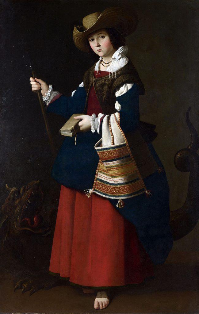 聖女マルガリータ