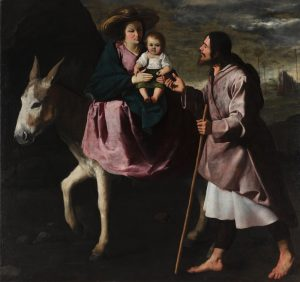 francisco_de_zurbaran_the_flight_into_egypt_late_1630s
