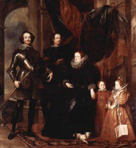 ロメリーニ家の肖像