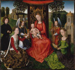 聖カタリナの神秘の結婚