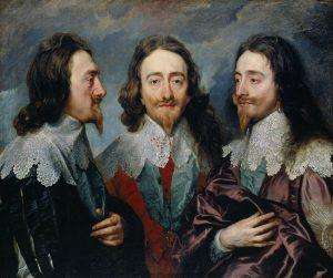 チャールズ1世の肖像画 (チャールズ1世の3体の肖像画)
