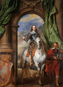 チャールズ1世とサン・アントワー