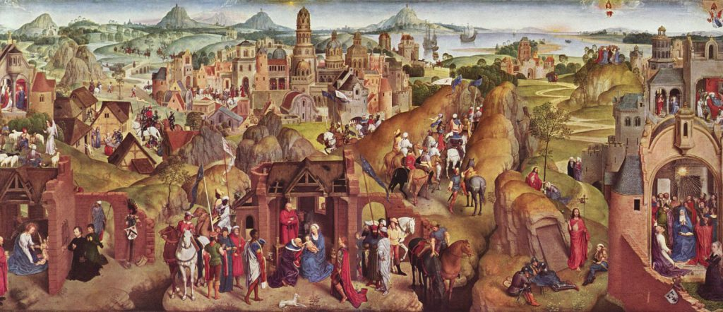 キリストの降臨と勝利