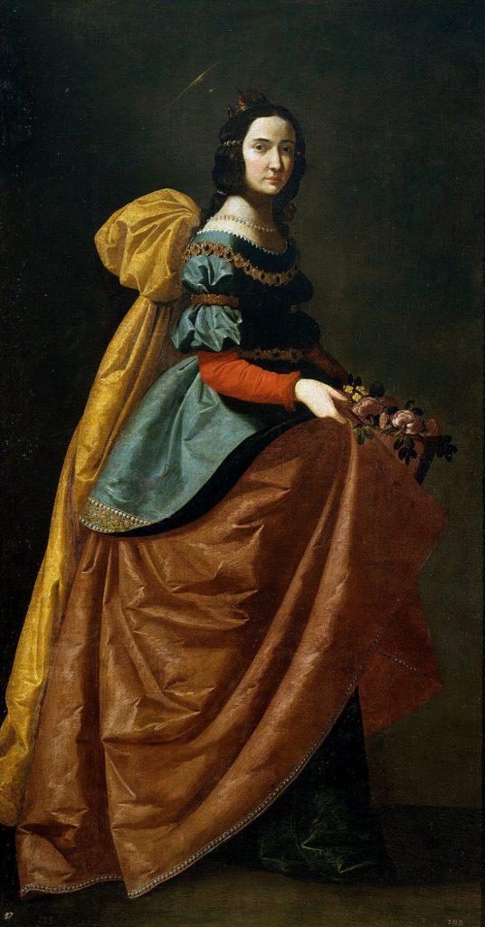 聖女カシルダ(ポルトガルの聖イザベル)