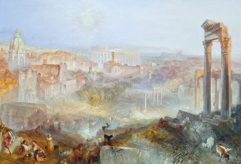 現代ローマ