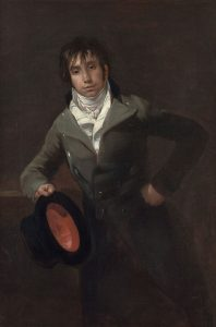 バルトロメ・スレダの肖像