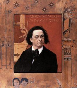 ヨーゼス・ベンバウアーの肖像