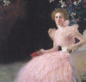 ソーニャ・クノップスの肖像