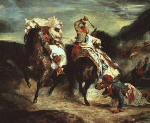 異端者とパシャの戦い