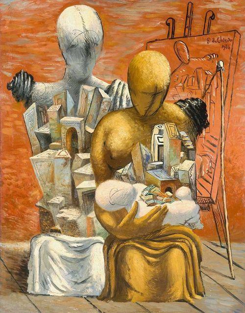 画家の家族