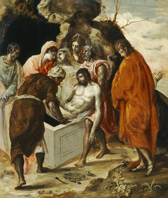 キリストの埋葬