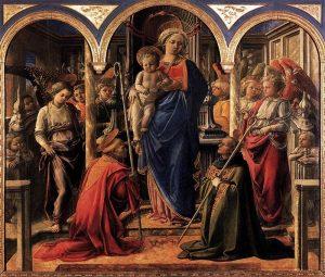 バルバドリの祭壇画