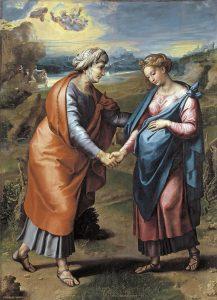 訪問(聖母のエリザベス訪問)