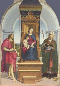 アンシデイの聖母
