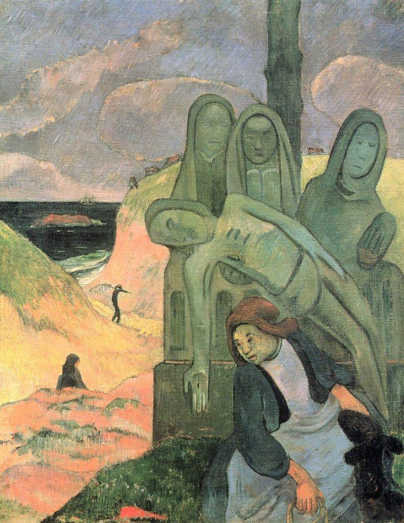 緑のキリスト