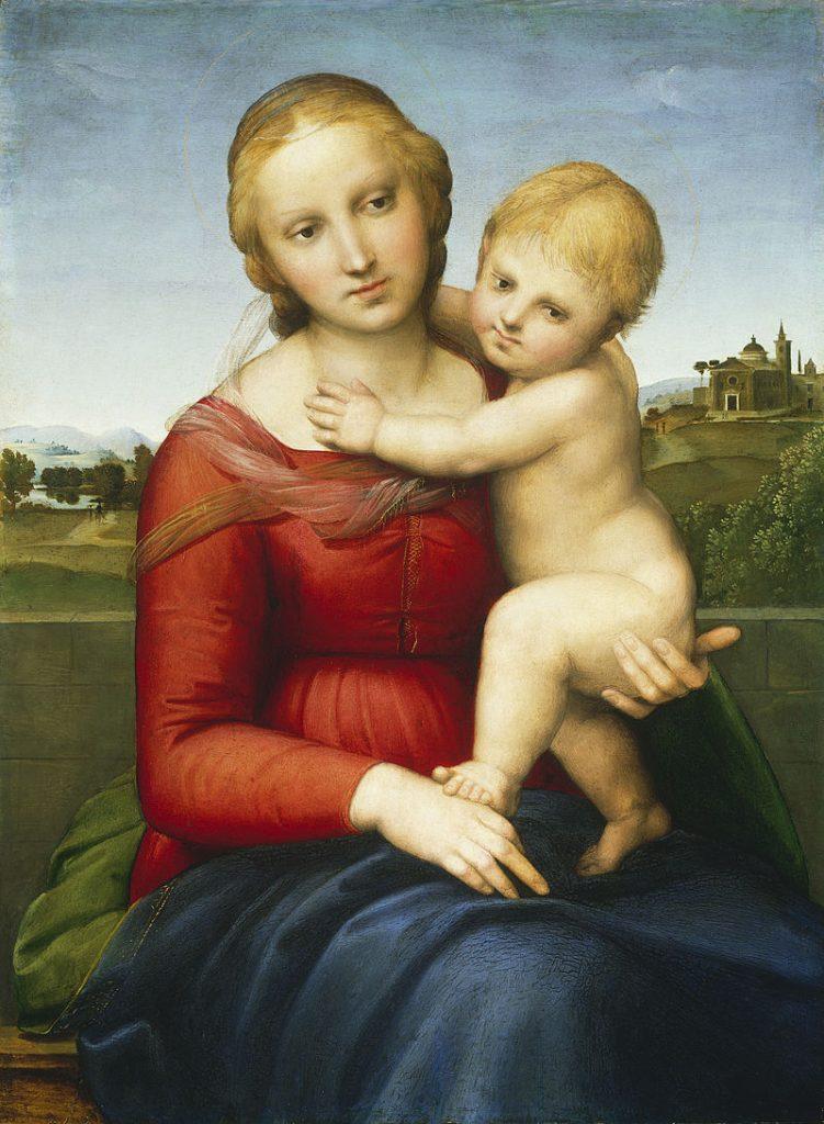 カウパーの小聖母子