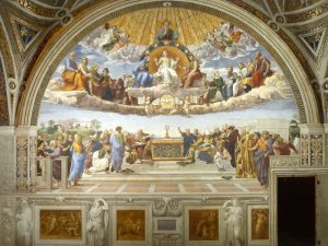 聖体の論議