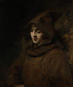 カプチン派修道士の姿をしたティトゥス