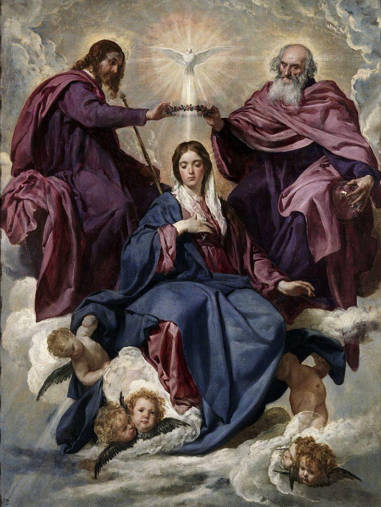 聖母マリアの戴冠式