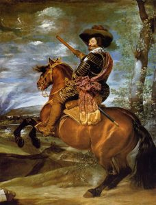 ガスパール・デ・グズマンまたの名、オリバーレス伯爵