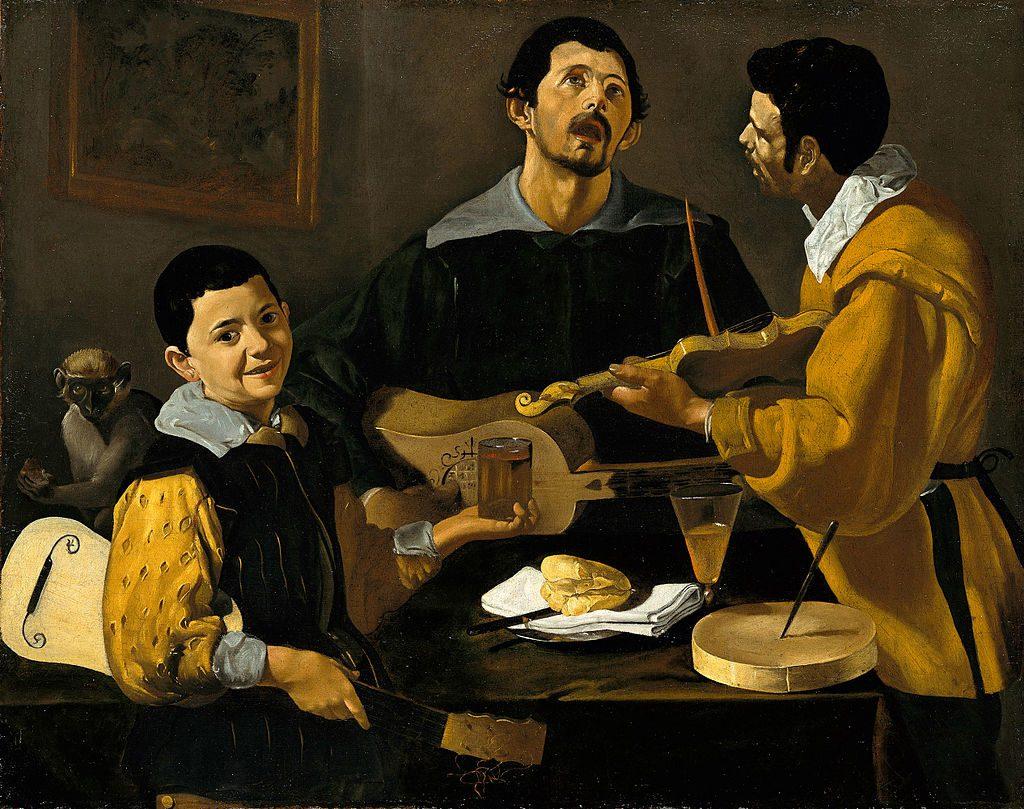 三人の音楽家