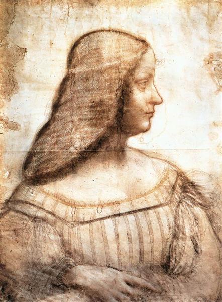 イザベラ・デステの肖像