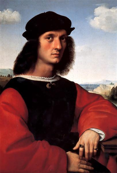 アーニョロ・ドーニの肖像