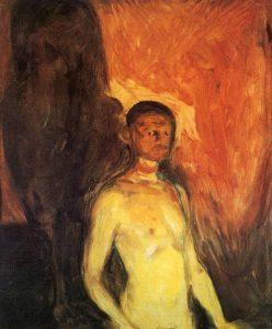 地獄の自画像